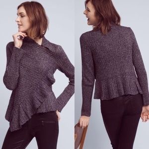 Anthropologie Knit and Knotted sweater